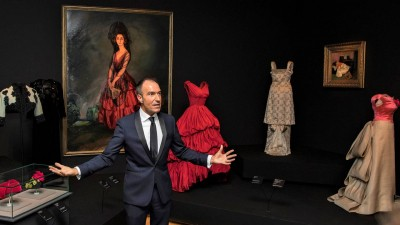 Balenciaga And The Great Spanish Artists