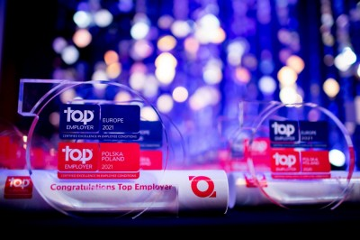 Top Employers Polska 2021