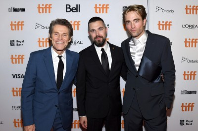 "Pattinson i Dafoe w zwiastunie do ""The Lighthouse"""