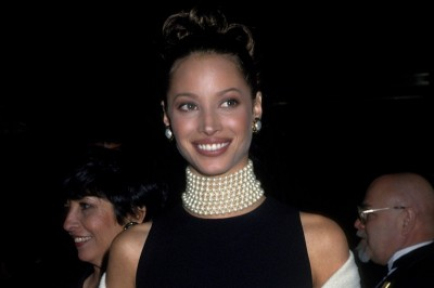 Christy Turlington Burns: Superwoman