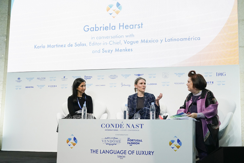 #CNILux: Gabriela Hearst and Marques'Almeida – From Portugal to the World
