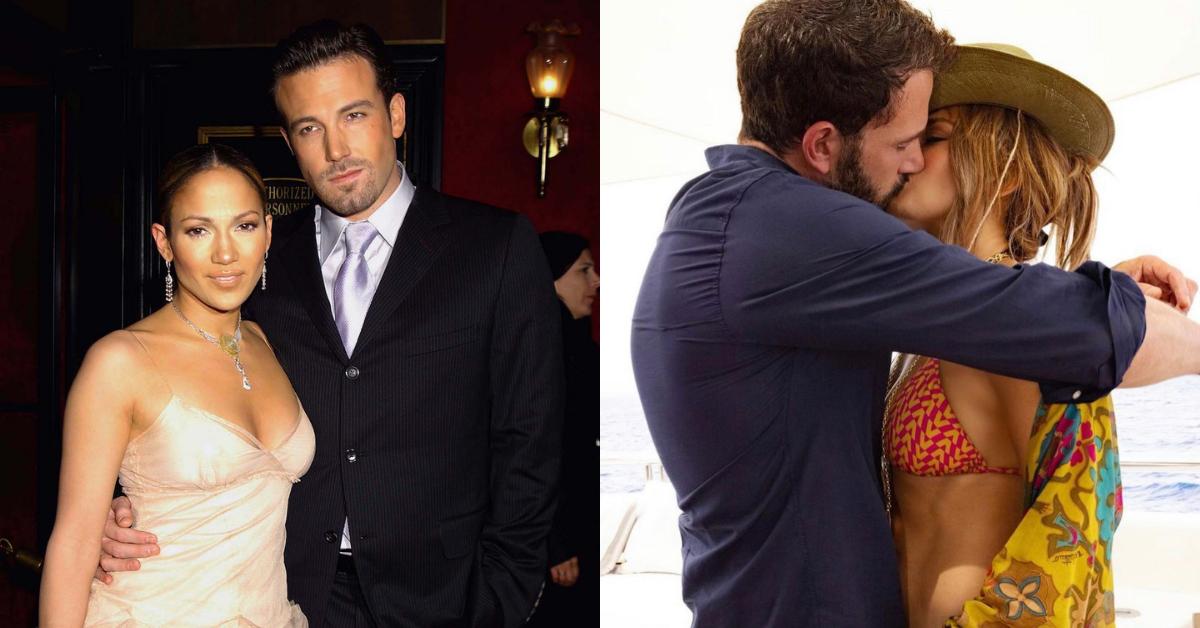 Jennifer Lopez i Ben Affleck potwierdzają doniesienia o związku