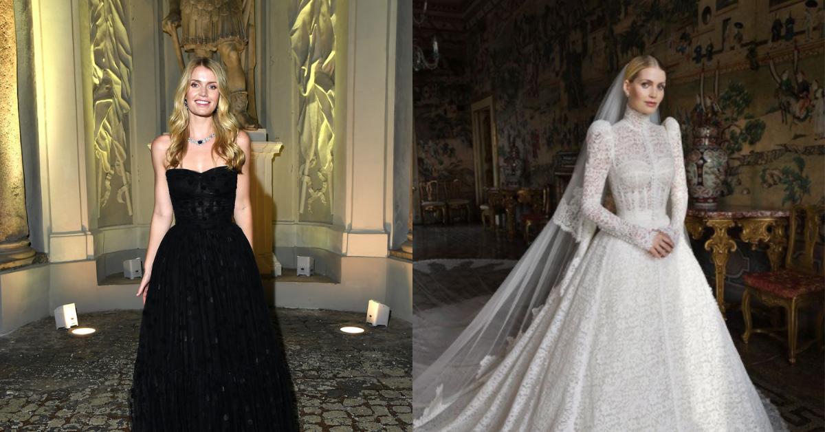 Kitty Spencer, bratanica księżnej Diany, wzięła ślub