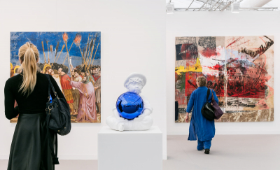 Frieze Art Fair wybudza z letargu