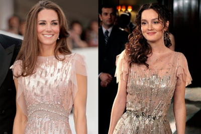 Kate Middleton inspiruje się Blair Waldorf