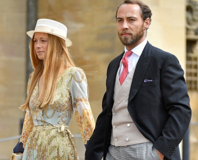 James Middleton bierze ślub