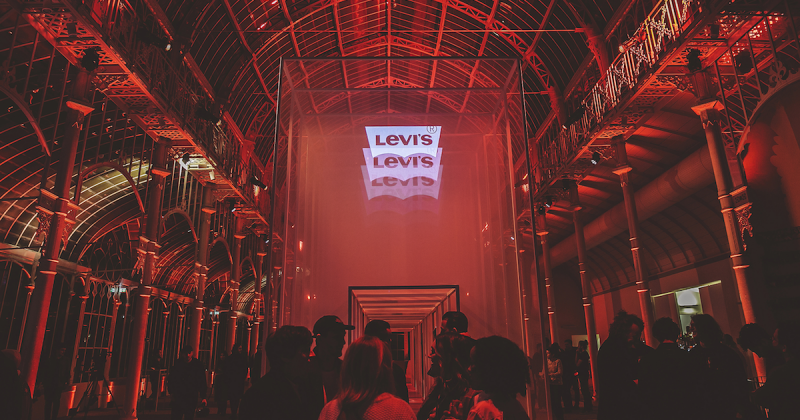 Levi's® Engineered Jeans™ na Pitti Uomo