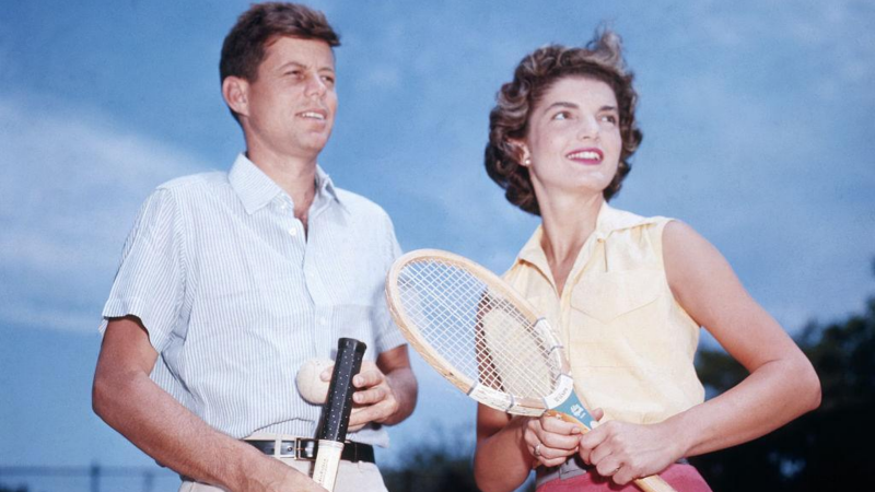 Love Stories: Jacqueline i John F. Kennedy