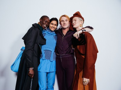 Richard Malone zwycięzcą International Woolmark Prize 2020