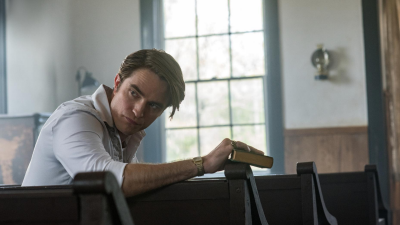 Robert Pattinson w filmie Netfliksa