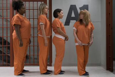 "Rozmowa z aktorkami serialu ""Orange Is the New Black"""