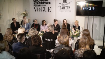 Relacja wideo z Shopping Experience powered by Vogue Polska