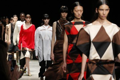 #SuzyLFW: JW Anderson And Chris Kane - From The London Catwalk To The World Stage