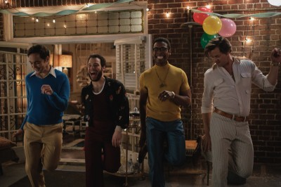 """The Boys in the Band"": Musical na Netfliksie"