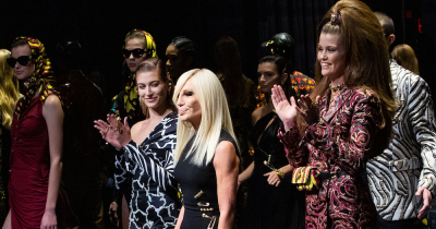 Versace: Welcome to New York