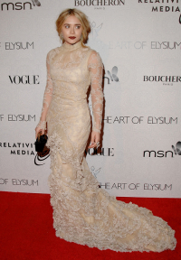Ashley Olsen na gali The Art of Elysium's w 2010 roku, Fot. Getty Images