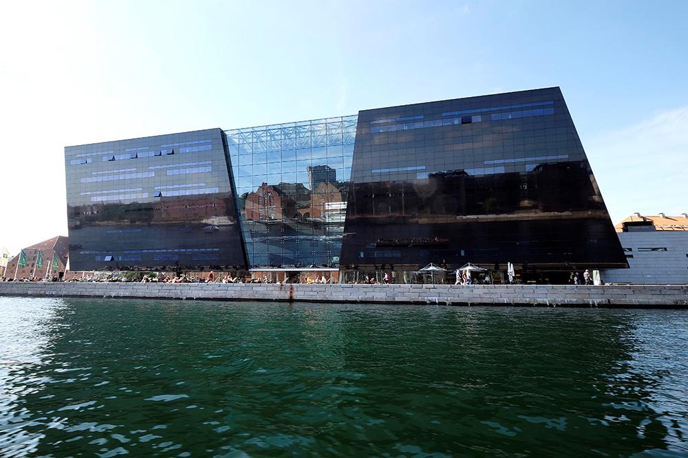 Biblioteka Królewska w Kopenhadze, Dania, Fot. Hermes Images/AGF/UIG, Getty Images