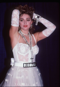 Madonna w 1987 roku, Fot. Getty Images