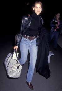 Cindy Crawford, 1991 rok, Fot.  Ron Galella, Ltd./Ron Galella Collection via Getty Images