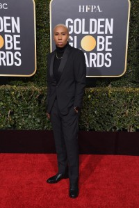 Lena Waithe w garniturze Prada, fot. Getty Images