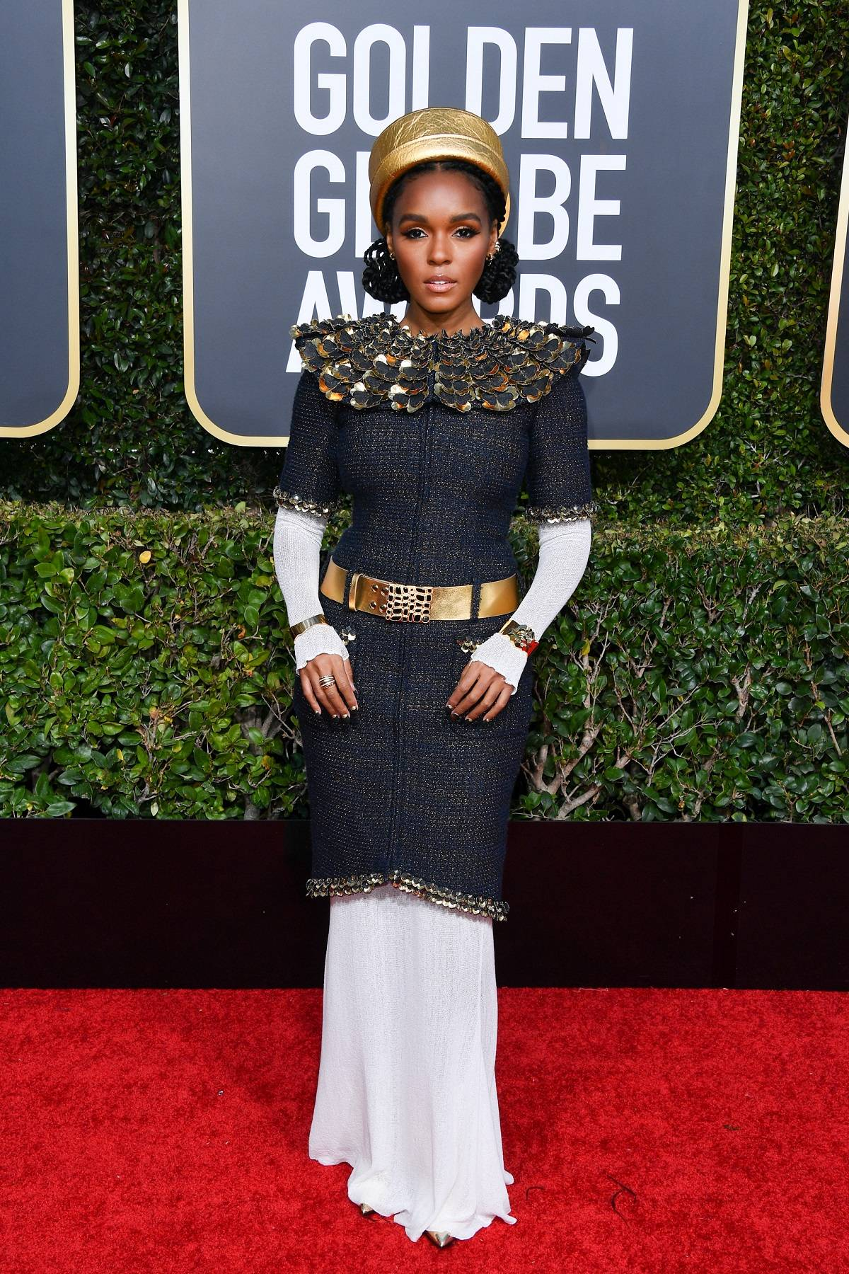 Janelle Monáe w Chanel, fot. Getty Images