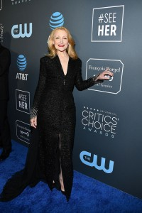 Patricia Clarkson w sukni Georges Chakra Couture, Fot. Getty Images