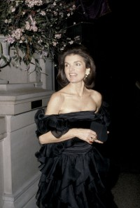 Jacqueline Kennedy Onassis w 1979 roku, Fot. Getty Images