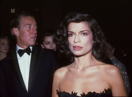 Bianca Jagger w 1981 roku , Fot. Getty Images