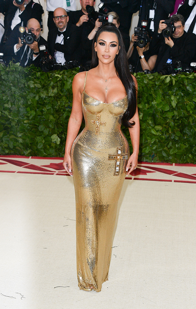 Kim Kardashian, George Pimentel, Getty Images