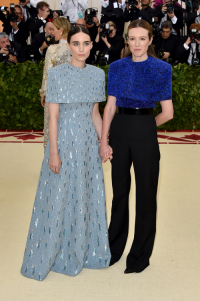 Rooney Mara i Clare Waight Keller, John Shearer, Getty Images