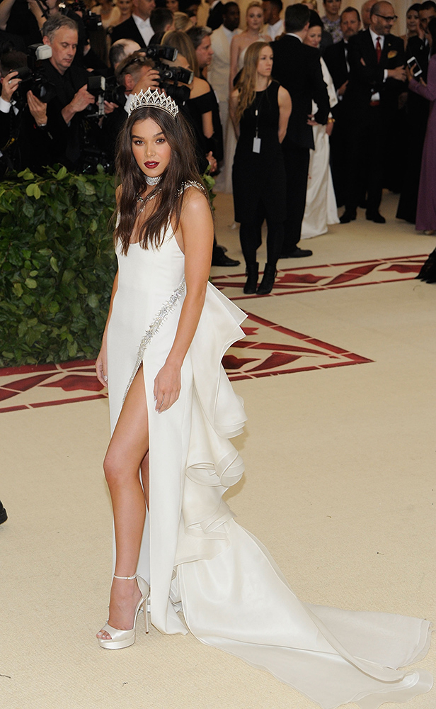 Hailee Steinfeld, Rabbani and Solimene Photography, Getty Images