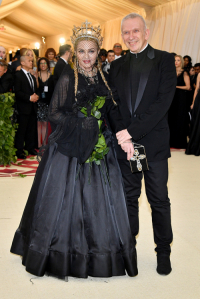 Madonna i Jean Paul Gaultier, Dia Dipasupil, Getty Images