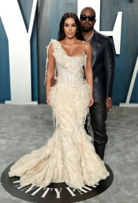 Kim Kardashian West i Kanye West , Fot. Getty Images
