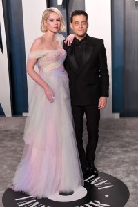 Lucy Boynton i Rami Malek, Fot. Getty Images