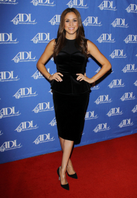Meghan Markle na gali Anti-Defamation League Entertainment Industry Awards w 2011 rook, Fot. Getty Images