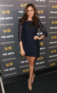 Meghan Markle na evencie USA Network's w 2012 roku, Fot. Getty Images