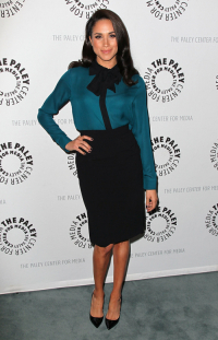 Meghan Markle na evencie The Paley Center for Media's w 2013 roku, Fot. Getty Images