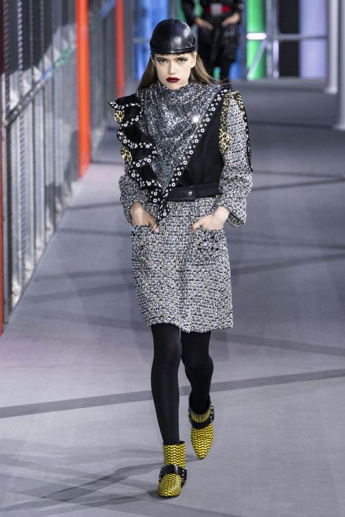 Louis Vuitton jesień-zima 2019-2020 ready-to-wear