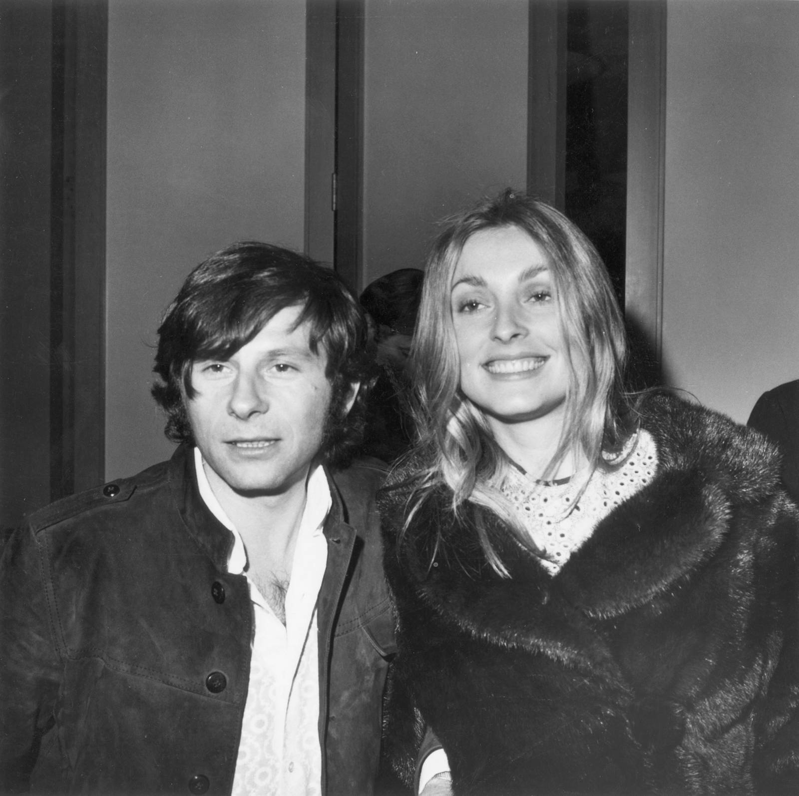 Roman Polański i Sharon Tate, marzec 1969 (Fot. Frank Edwards/Fotos International/Getty Images)
