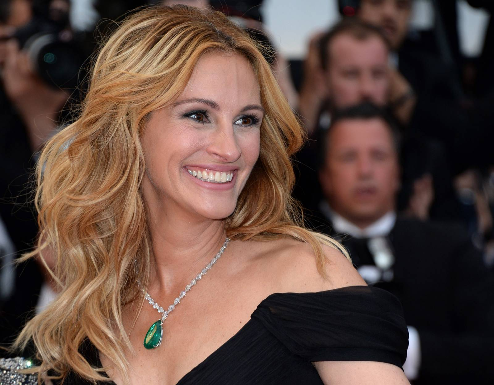 Julia Roberts (Fot. Anthony Harvey/FilmMagic)