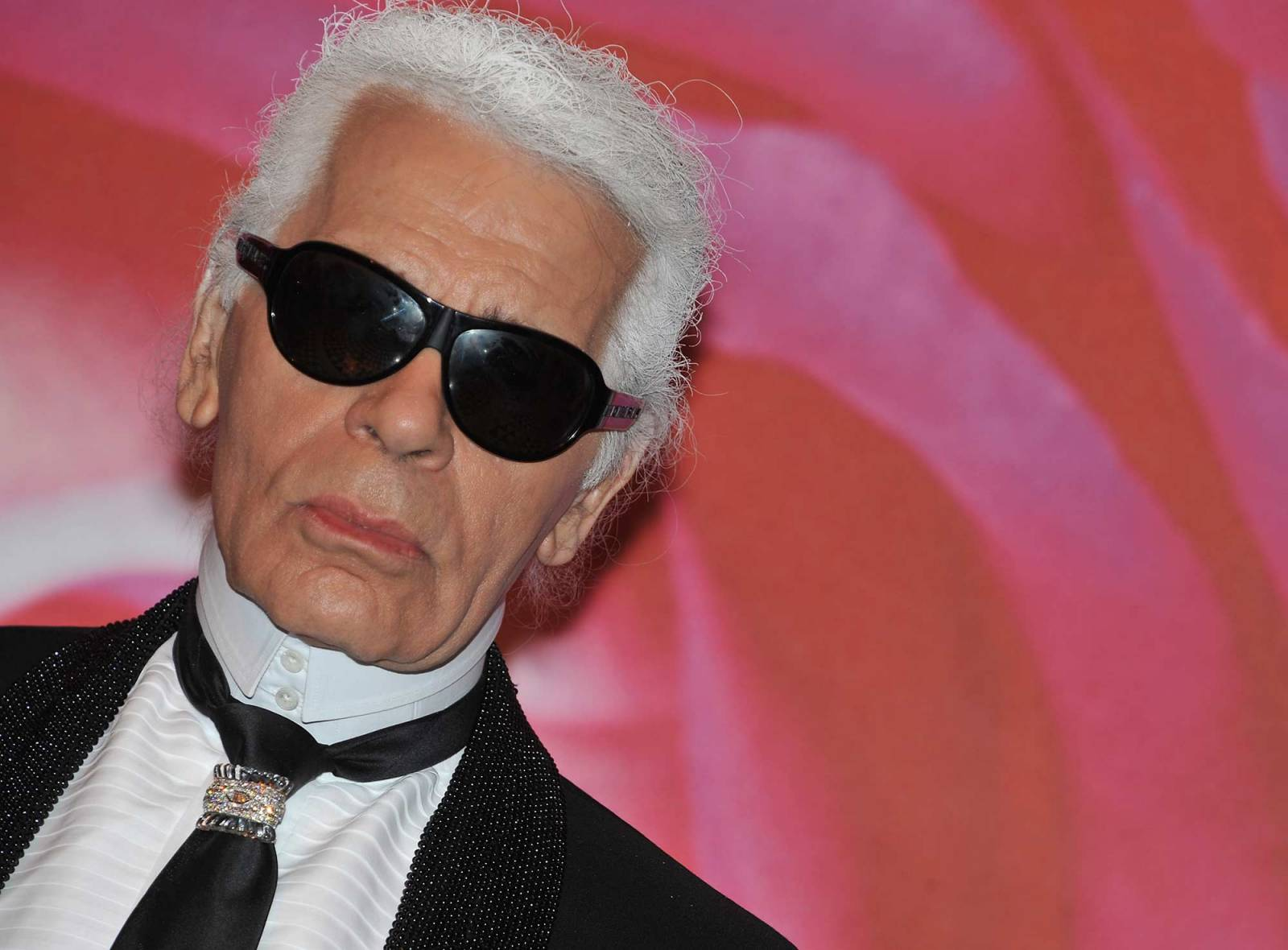 Karl Lagerfeld (Fot. Getty Images)