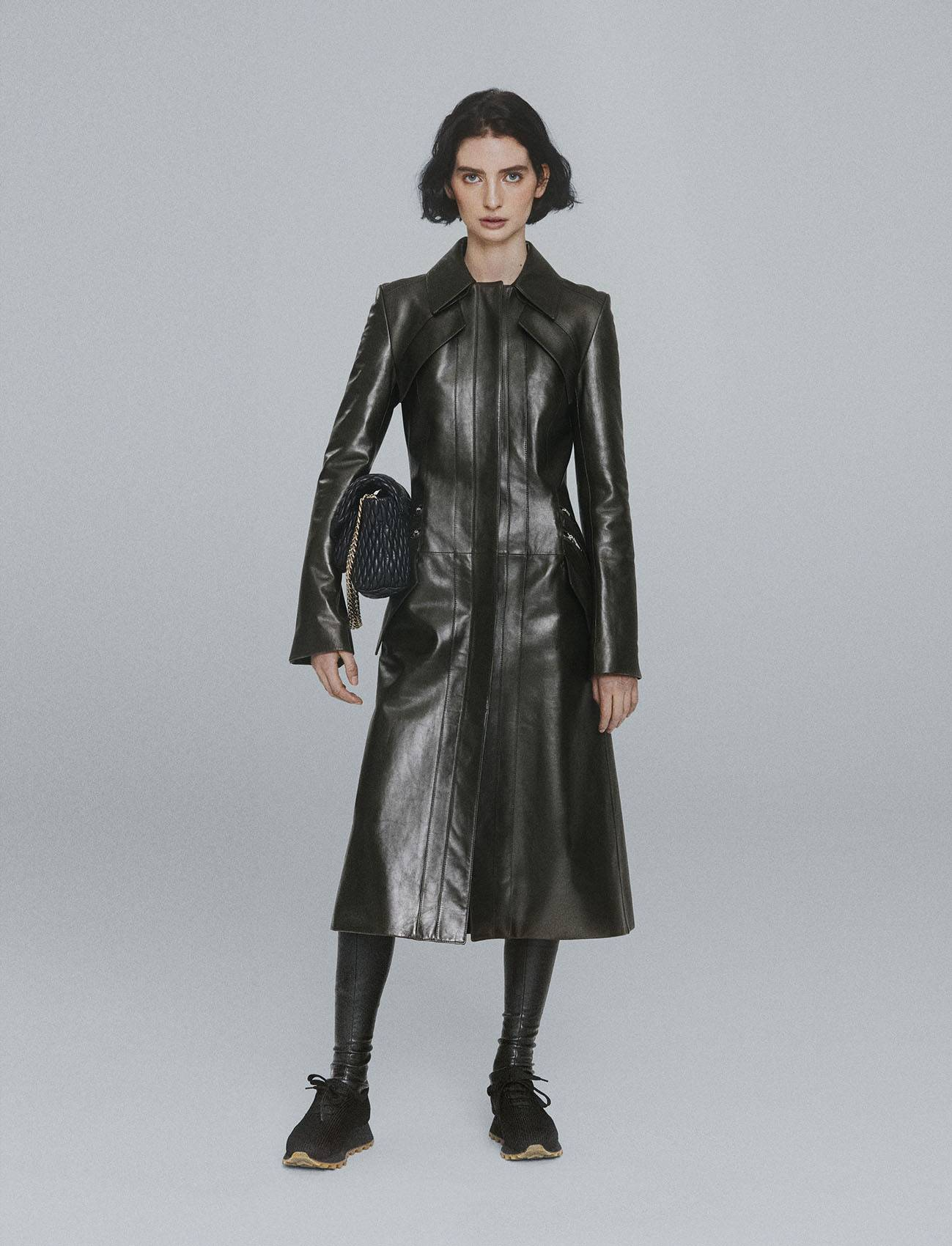 Meadow Walker w kampanii Proenza Schouler Pre-Fall 2021