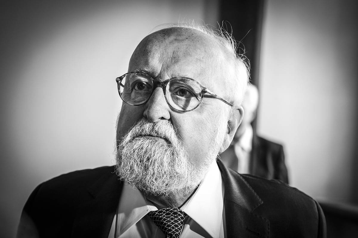 Krzysztof Penderecki (Fot. Getty Images)