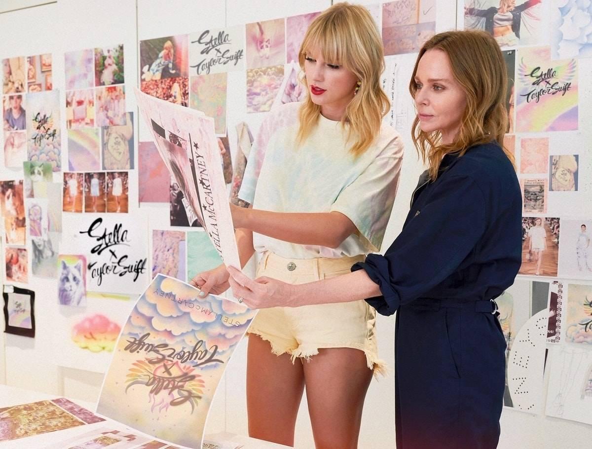 The Beatles Polska: Stella McCartney i Taylor Swift wspólnie zaprojektowały kolekcję – Stella x TaylorSwift