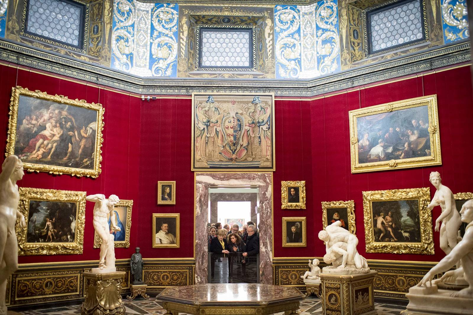 Galeria Uffizi (Fot. Getty Images)