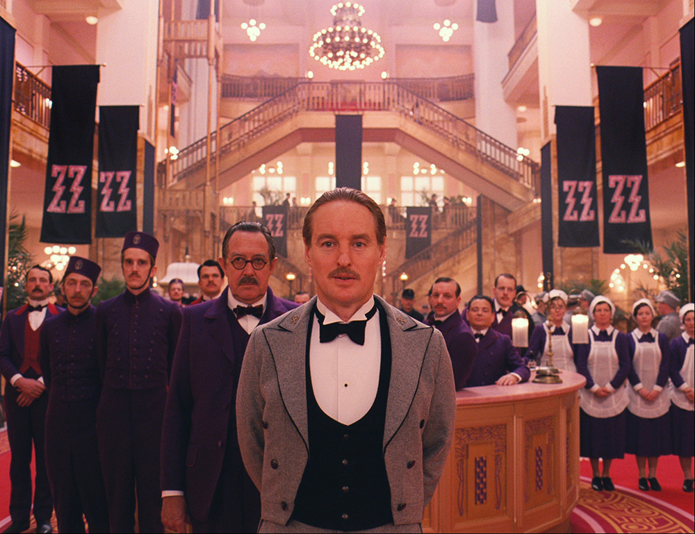 Kadr z filmu The Grand Budapest Hote (Fot. Capital Pictures/EAST NEWS)