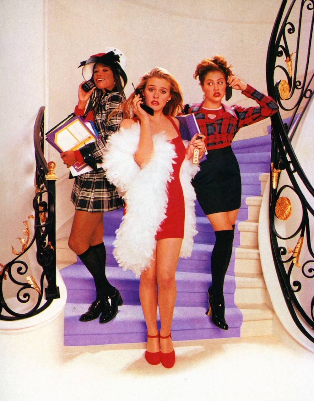 Alicia Silverstone, Stacey Dash, Brittany Murphy (Fot. EastNews)