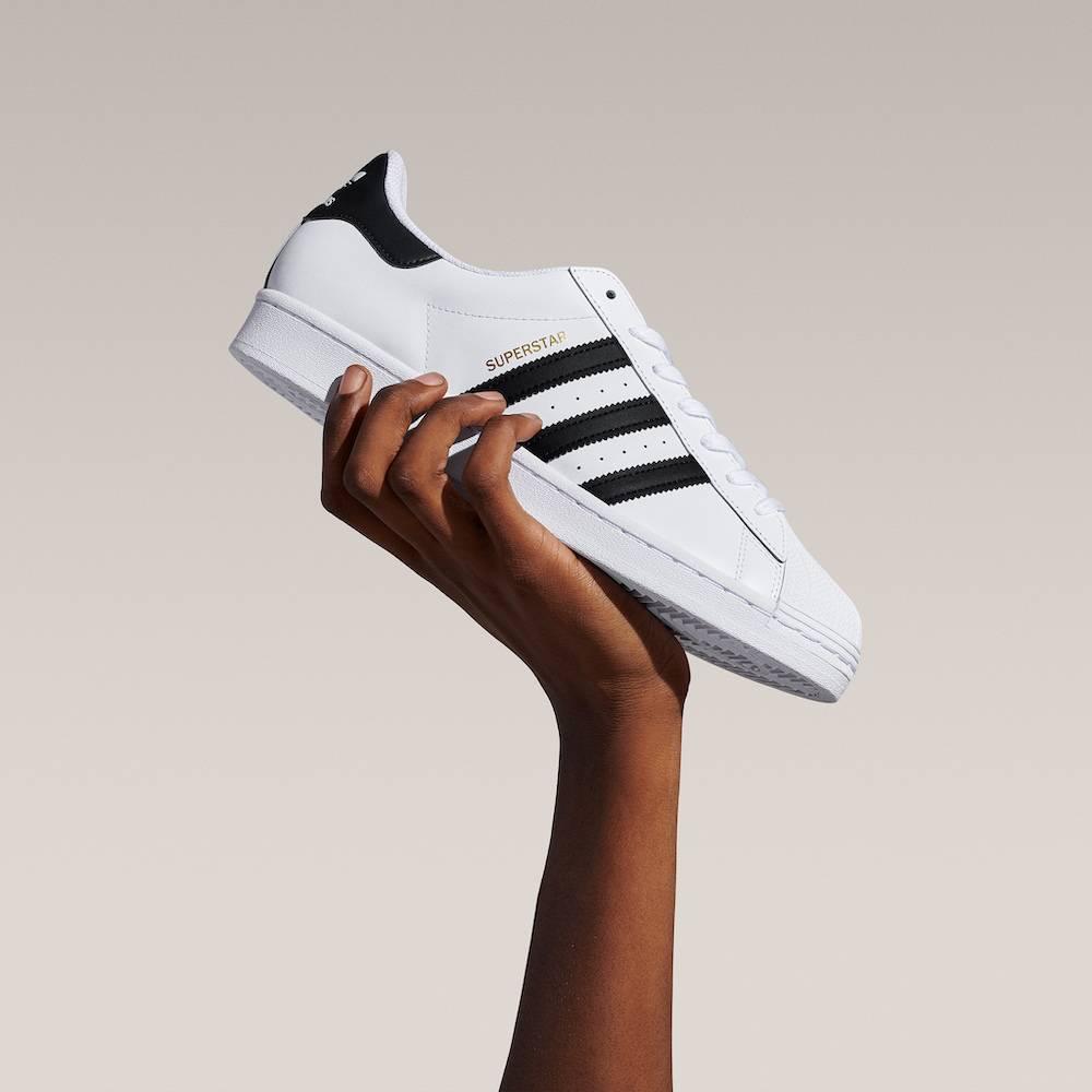 Historia kultowych butów – Adidas Superstar » Blog o modzie