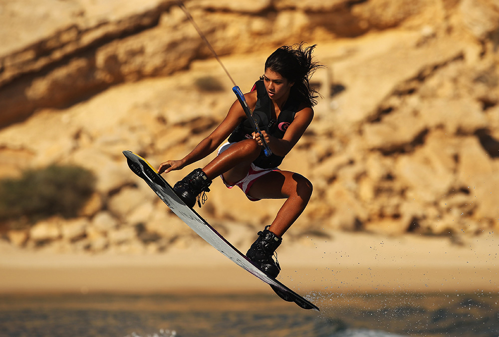 Wakeboarding  (Fot. Getty Images)