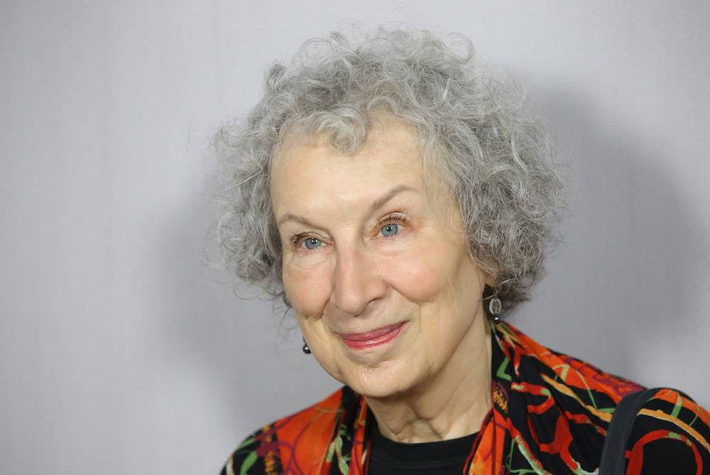 Margaret Atwood (Fot. Getty Images)